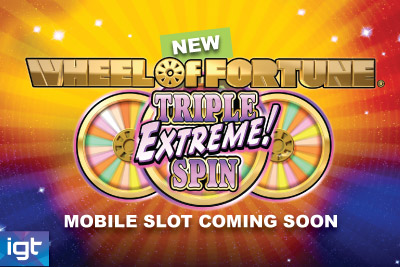 New IGT Slot Coming Soon to Online & Mobile Casinos