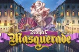 Royal Masquerade Mobile Slot Logo
