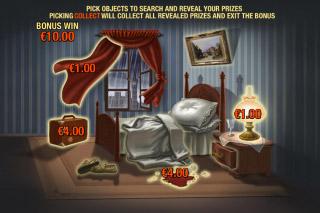 Sherlock Mystery Mobile Slot Bonus
