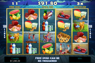 Summer Holiday Mobile Slot Free Spins