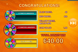 Wheel of Fortune Triple Extreme Spin Bonus Win