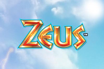 Zeus Mobile Slot Logo