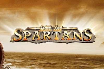 Age Of Spartans Mobile Slot Logo