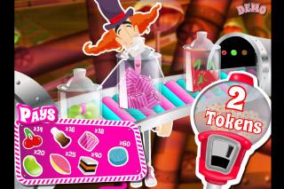 Candy King Mobile Slot Conveyor Bonus