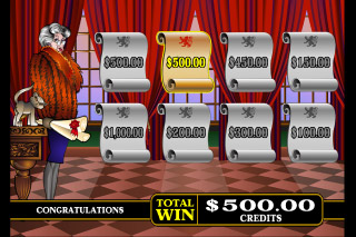 Cashville Mobile Slot Pick Me Bonus