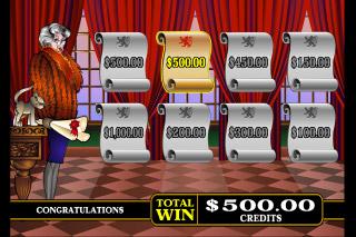 Cashville Mobile Slot Pick Me Bonus