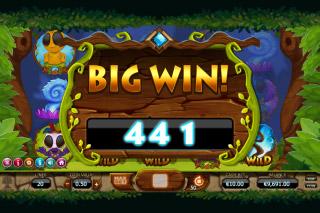 Chibeasties Mobile Slot Big Win