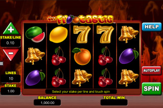 Hot Frootastic Slot Fruity