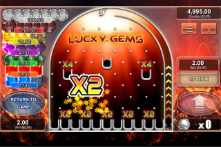 Lucky Gems Mobile Slot Bonus