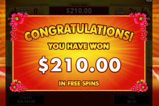 Party Island Free Spins