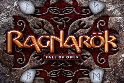 Ragnarok Mobile Slot Logo