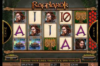 Ragnarok Mobile Slot Reels