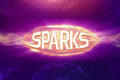 Sparks Mobile Slot Logo