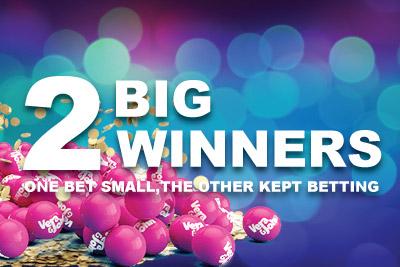 2 Big Slots Winners Are Feeling Lucky At VJ Casino