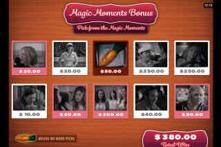 Bridesmaids Mobile Slot Moments Bonus