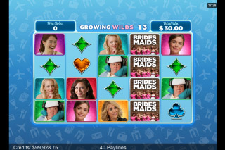 Bridesmaids Mobile Slot Free Spins