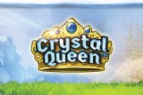 Crystal Queen Mobile Slot Logo