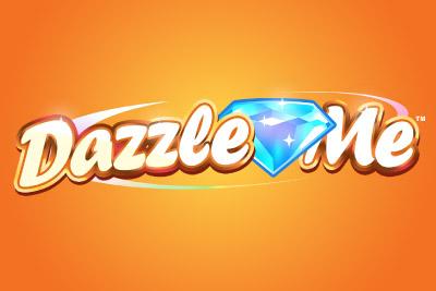 Dazzle Me Mobile Slot Logo