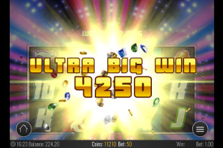 Spin Party Mobile Slot Ultra Big Win
