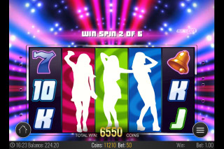 Spin Party Mobile Slot Win Spins