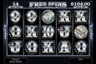Sterling Silver Mobile Slot Free Spins