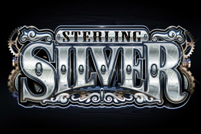 Sterling Silver Mobile Slot Logo
