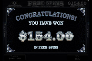Sterling Silver Mobile Slot Big Win