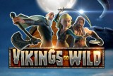 Vikings Go Wild Mobile Slot Logo