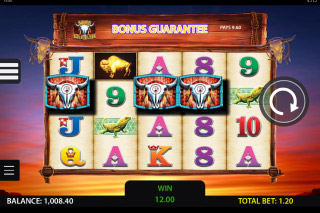 Double Buffalo Spirit Mobile Slot Bonus Guarantee