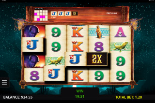 Double Buffalo Spirit Mobile Slot Free Spins