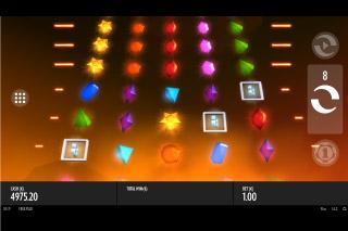 Flux Mobile Slot Bonus Game