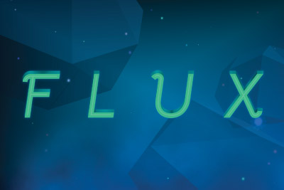 Flux Mobile Slot Logo