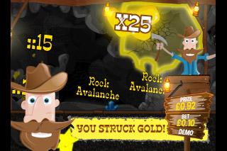 Gold Blast Mobile Slot Bonus