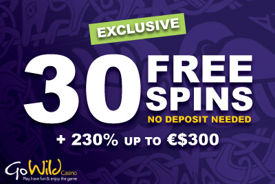 Grab Your GoWild Casino Free Spins + Bigger Deposit Bonus