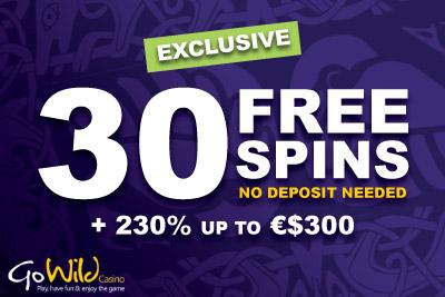 gowild casino free spins