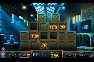 Holmes And The Stolen Stones Mobile Slot Bonus Game