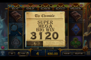 Holmes And The Stolen Stones Mobile Slot Big Win