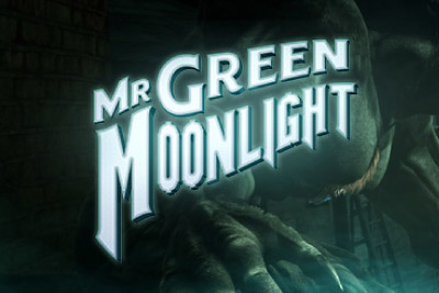 Mr Green Moonlight Mobile Slot Logo