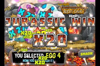Quest For Fire Mobile Slot Jurassic Win