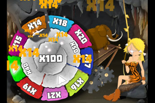 Quest For Fire Mobile Slot Wheel Bonus