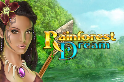 Rainforest Dream Mobile Slot Logo