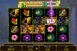 Rainforest Dream Mobile Slot Monsoon Bonus