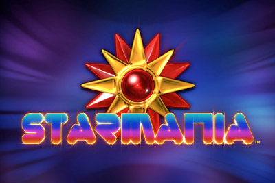 Starmania Mobile Slot Logo