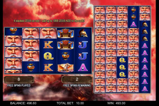 Zeus 1000 Mobile Slot Free Spins
