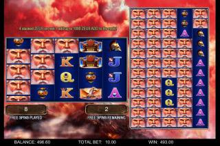 Zeus 1000 Mobile Slot Free Spins