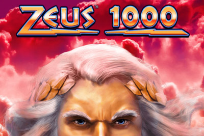 Zeus 1000 Mobile Slot Logo