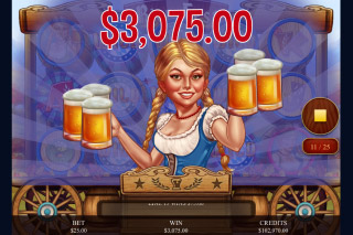 Bier Fest Mobile Slot Big Win