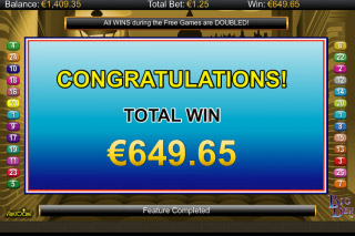 Big Ben Mobile Slot Win