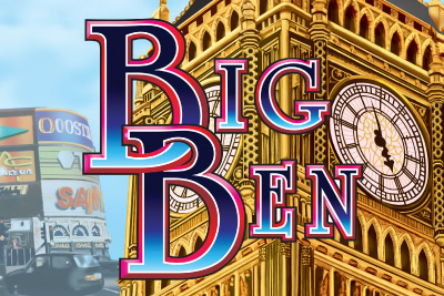 Big Ben Mobile Slot Logo