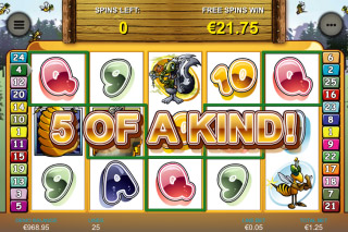 Bonus Bears Mobile Slot Free Spins
